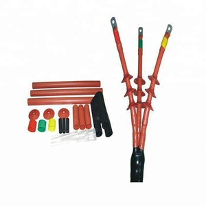Eco-Friendly Heat Shrinkable Power Cable Termination Kit