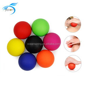 Massage Lacrosse release Balls for Myofascial Release, Muscle Knots, and Yoga Therapy