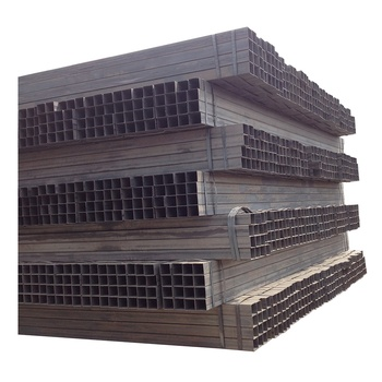 Size 10x10 100x100 Mild Steel Square Hollow Tube Supplier