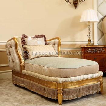 Royal Italien Coucher Impériale À Pour de Luxe Chambre Dormeuse D\'or ...