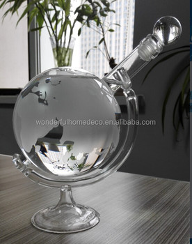 Hot sale Unique 750ml Whiskey Decanter For Spirits Or Wine Glass Globe  Design Spirits Decanter Bottle For Sale, View globe bottle, Wonderful  Product