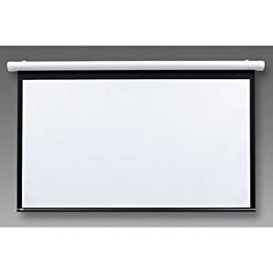 "Salara Series M Grey Electric Projection Screen Size/Format: 100"" / 16:9"