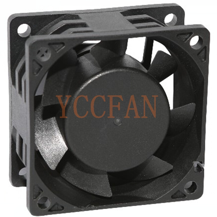 axial flow fan cooling 60x60x28mm 6028 12volt high cfm electric air cooler
