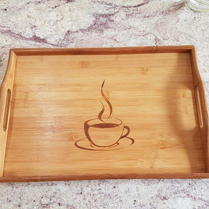 New 2019 inventions caddy tray breakfast bed tray