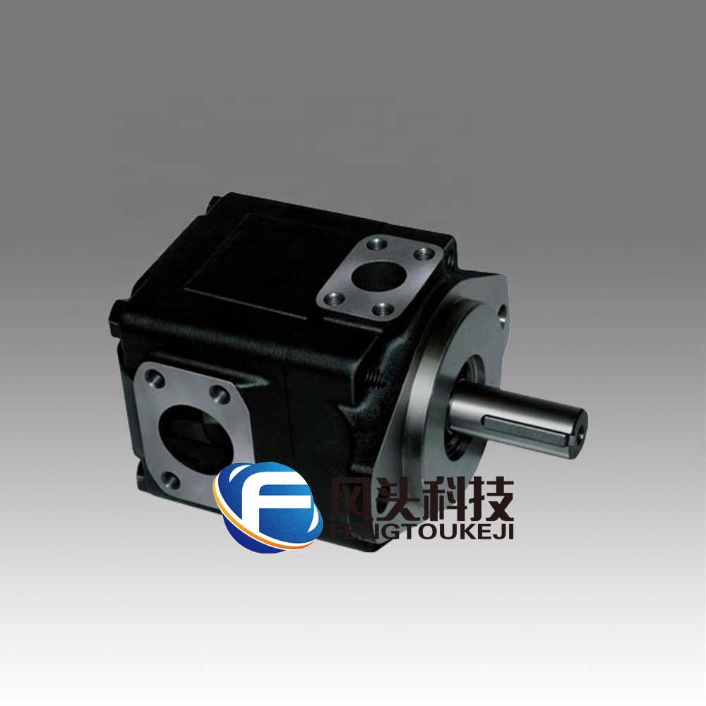 Parke denison hydraulic vane pump T6D-042-2R-B1
