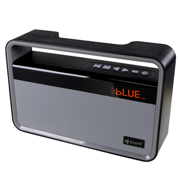 Wireless Speaker Portable Sound System 3D car Stereo Music Box with TF USB FM dj bass Speakers
