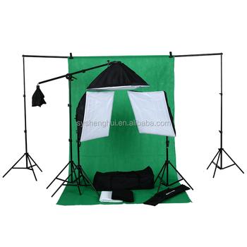 3m X 6m Chroma Key Green Screen Backdrop With Stand - Buy Green Screen  Backdrop With Stand,Backdrop Stand Kit,3*6m Chroma Green Stand Product on