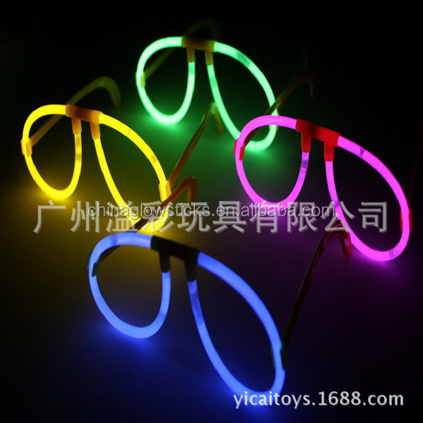 small fast selling items party decorations funny playful concert glow glasses