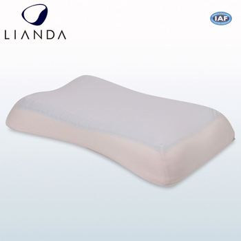 baby cool gel pillow bamboo fiber material memory gel foam pillow bamboo gel half