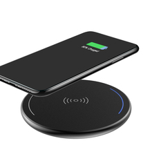 Portable mobile phone Charger for iphone cell phone,Crystal Wireless charger