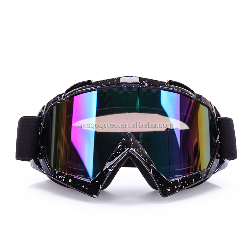 Cheap Tpu Frame Tear Off Goggles Motorcycle Motocross Goggles