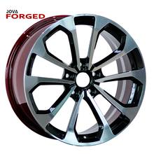 Forged Sliver Rims Machine Face Japan Car Rims 26 Inch Chrome Rims
