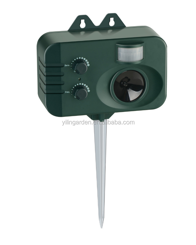 Ultrasonic Animal Repeller