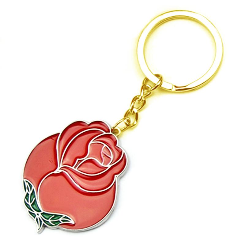 Custom Metal Enamel Cute Self Defense Expensive Keychain Buy