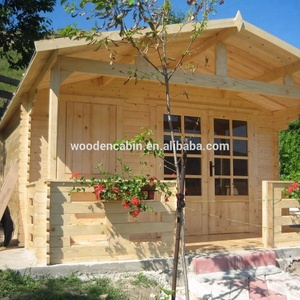 Hotel Use Wooden and Log Material india wooden houses