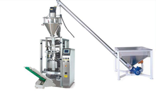 4 Edges Sealing Automatic Packing Machine VT82 with Auger Filler for Packing Milk Powder