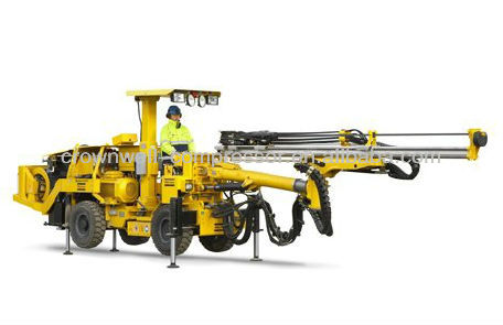 Atlas Copco Drill rigs and rock drills (AC Drill rigs and rock drills ) Boomer M1 L: Face drilling rig