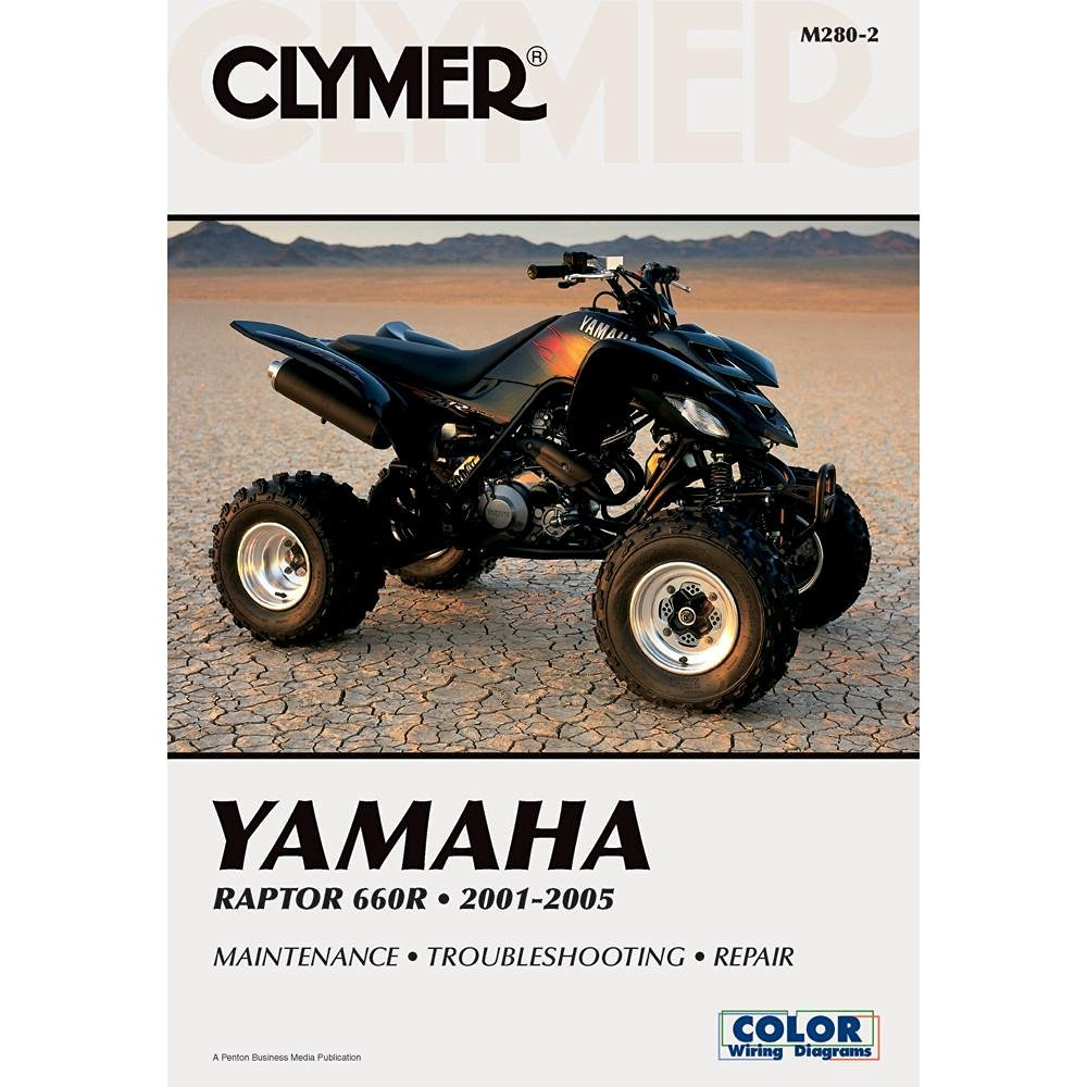 Cheap 660r Raptor Parts Find Deals On Line At 2001 660 Wiring Diagram Get Quotations Clymer Yamaha 2005