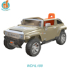WDHL188 License Car Strong Baby Car, Plastic And Paint Color Optional Electric Car, Ride On Car Hummer HX