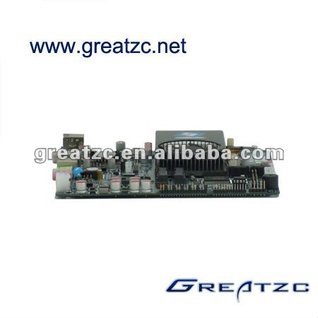 ZC-D2550 Atom Embedded Motherboard With ntel Atom D2550 CPU Motherboard