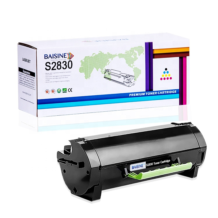 Baisine S2830dn Ulang Toner Cartridge untuk DELL S2830dn Toner Cartridge 593-BBYP Toner Cartridge S2830dn S2830 Mesin Fotokopi