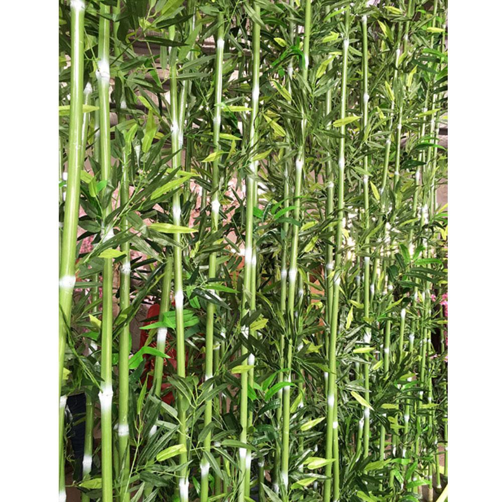 Fake Artificial Bamboo Stalks Plastic