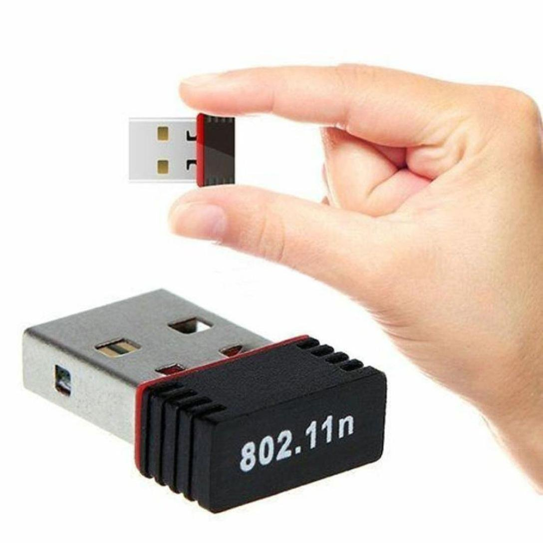 GOTD Wireless 150Mbps USB Adapter WiFi 802.11n 150M Network Lan Card