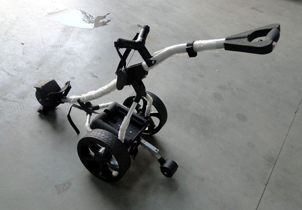 golf trolley power caddy for sale