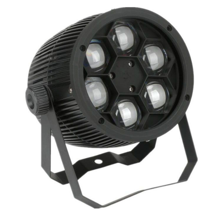 Full Color DMX led  6 Bea Eye Beam Par Lights