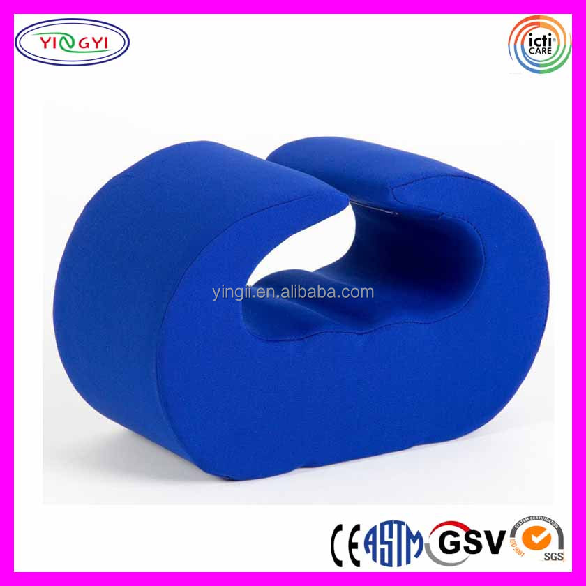 E931 Doctor Designed Knee Pillow Cushion Back Pain Relief Knee Cushion for Sleeping