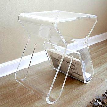 Moderne Einfache Plexiglas Couchtischacryl Tisch Möbel Buy Acryl