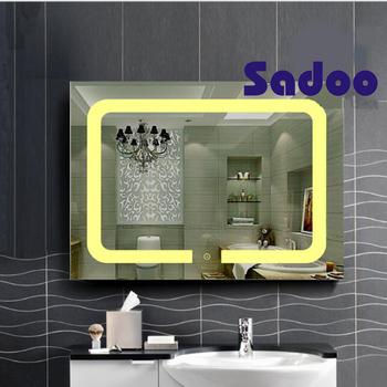 Bathroom Led Infinity Mirror For Hotel