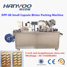 DPP Blister Packing Machine Small Automatic Forming Filling Sealing Packing Machine