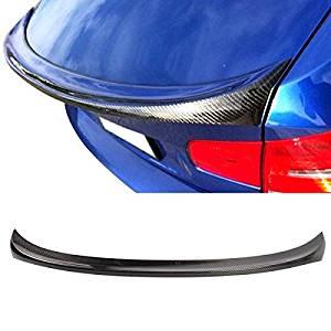 07-10 BMW 3-Series E92 2Dr Coupe M3 Mtech Msport Carbon Fiber Rear Trunk Spoiler