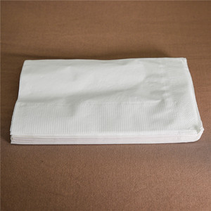 2ply Virgin Restaurant Paper Dinner Napkin for Wholesale