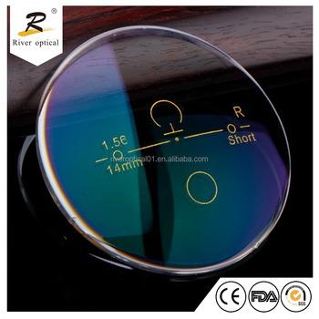 manufacturers of progressive lenses eyeglass demo lens