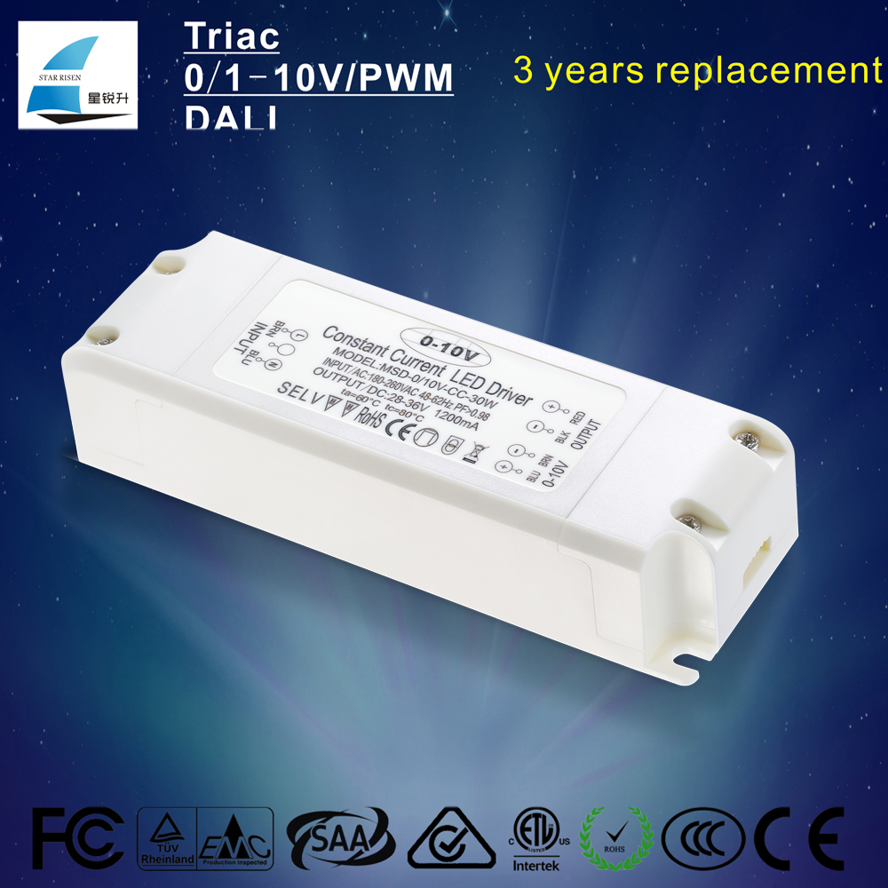 Can be customized constant current led light dimmable ballast