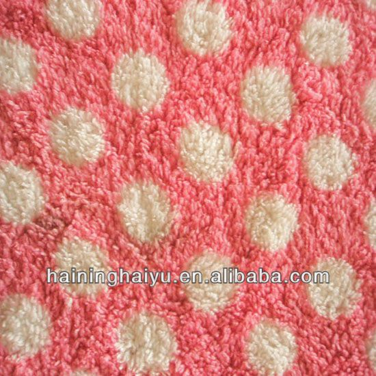 print sherpa fabric for lining coral sherpa fleece fabric