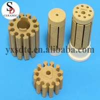 high quality thermal conductivity ceramic bobbin insulator