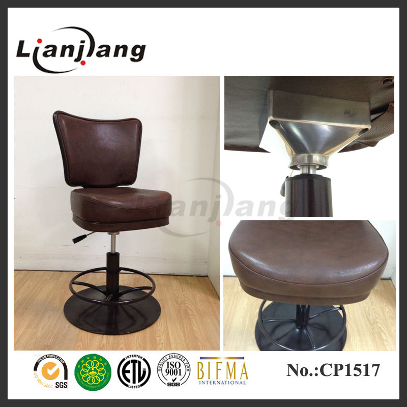 Genuine leather New Zealand Slot chair casino chair