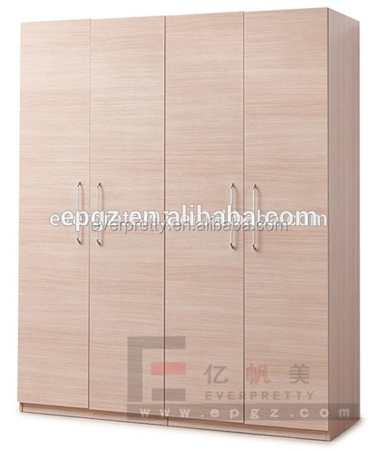 Simple design bedroom wardrobe design, cheap folding cupboard chinese antique furniture wedding wardrobe