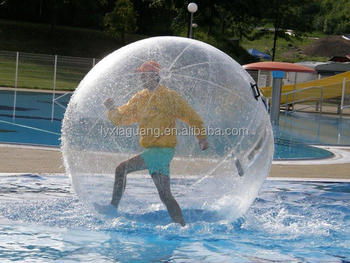 Walk On Water Bubble /inflatable Water Ball Water Walking Ball ...