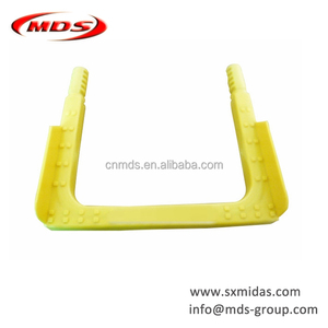 PP Coating Manhole Step, PPR coated step, plastic manhole steps