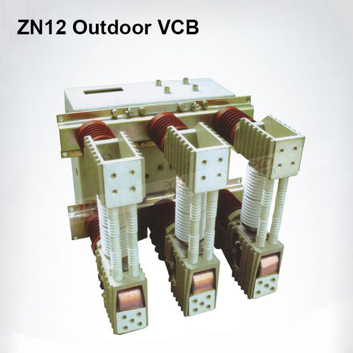 High Quality ZN12 (ZN72) 33KV 40.5KV Indoor Vacuum Circuit Breaker VCB