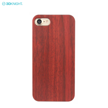 Best Sellers Rose Wood Blank Mobile Phone Case Accessories for iPhone 8