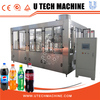 Automatic Carbonated Beverage Filling Machine Used For Soda Water Plant