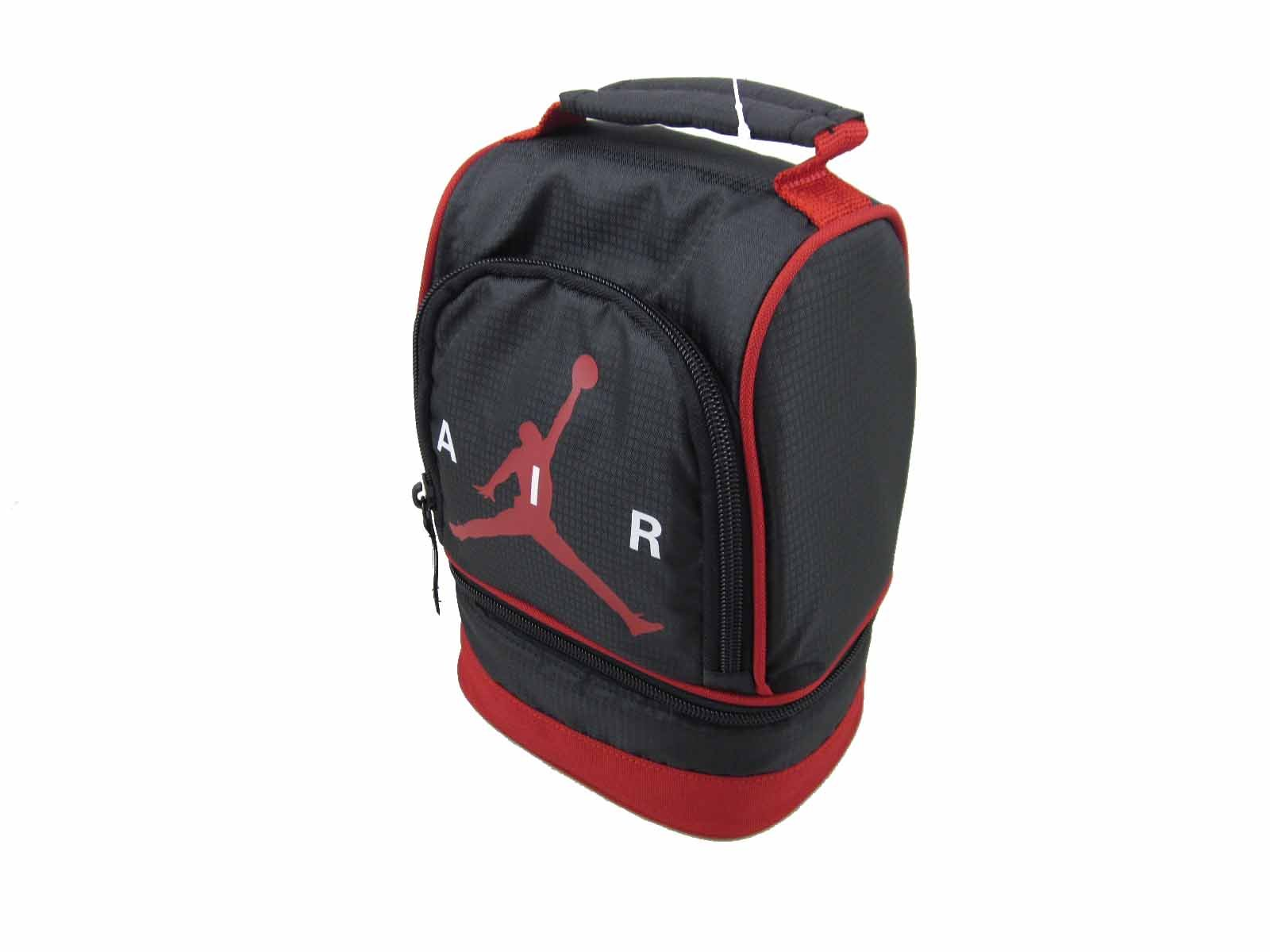 e6884bbb650f Get Quotations · Air Jordan Insulated Standing Lunch Bag with Carry Handle