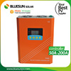 Best efficiency small appliance solar charger controller for off-grid systems