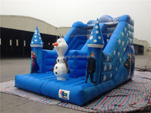 Hot Sale Inflatable Slides with Carton Characters for Fun and Commercial use