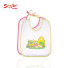 Cheap Price Simple 2018 Hot Sale Printing Cute Baby Bibs